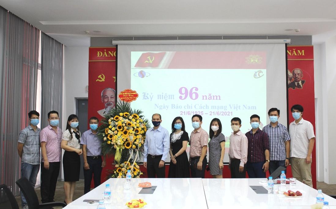 Chúc mừng Ngày Báo chí Cách mạng Việt Nam (21/6/1925-21/6/2021)
